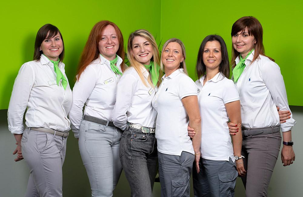 Assistenti ai dentisti di Vicenza