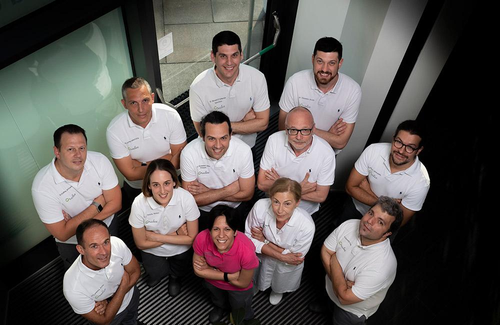 Team di Dentisti a Vicenza
